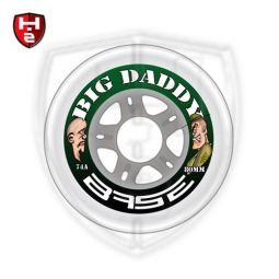 Base Big Daddy Rollen - Indoor 4er Set