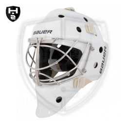 BAUER NME-IX Goalie Maske non Cert. Cat Eye