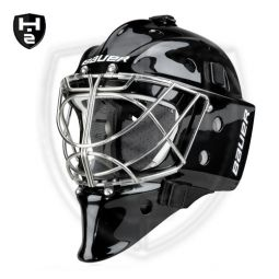 BAUER Profile 950X Goalie Maske non. Cerf. Cat Eye