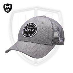 Bauer/New Era 9Forty SB Patch Cap