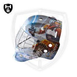 Bauer NME Street Goalie Maske