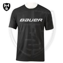 BAUER SS Tee Core Crew W/Graphic