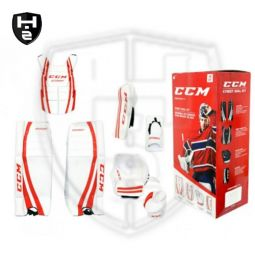 CCM Goalie Street Hockey Kit