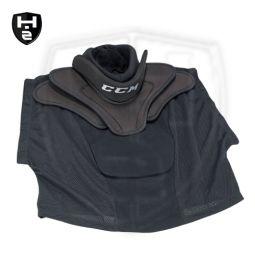 CCM BNQ Shirt Style TC Pro Halsschutz
