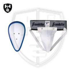 Franklin Cup und Supporter Tiefschutz