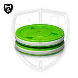 Hockeyzeug Green Biscuit Pro Puck