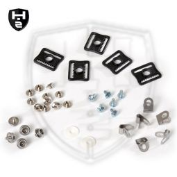 Nash Torwart Helm Hardware Kit