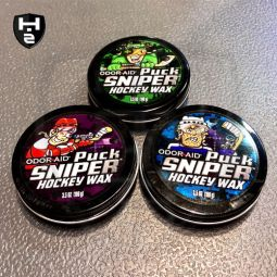 Odor Aid Puck Sniper Hockey Wax