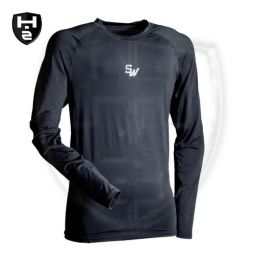 Sher-Wood Clima Plus Compression Langarmshirt