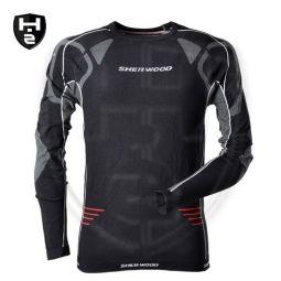 Sher-Wood Comfort Compressions Langarmshirt