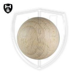 Trainingsball für Skaterhockey - Holz