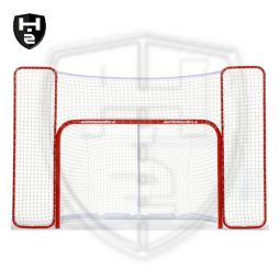 Winnwell Proform Hockeytor 72 + Backstop