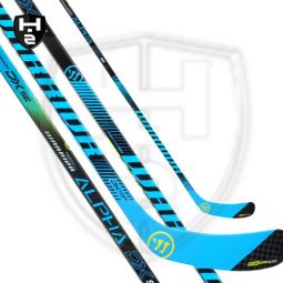 Warrior Alpha DX SE Grip One-Piece Stick