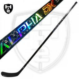 Warrior Alpha DX SL Grip One-Piece Stick