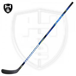 Warrior Alpha QX3 Grip One-Piece Stick