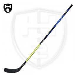 Warrior Alpha QX5 Grip One-Piece Stick
