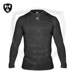 Warrior Dynasty Compression Langarmshirt