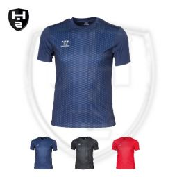 Warrior Graphic Poly Shirt