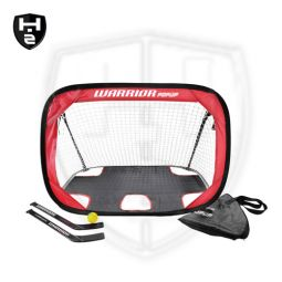Warrior Hockey Popup 1er und 2er Net-Kit