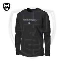 Warrior Logo Langarmshirt