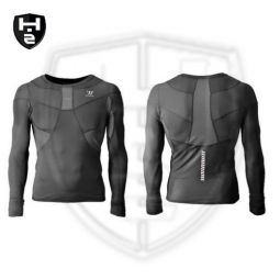 Warrior Pro Compression Langarmshirt