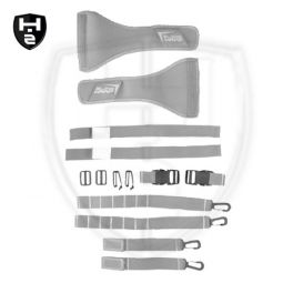 Warrior Ritual G3 Elastic Strap Set