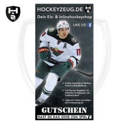 Hockeyzeug.de - Gutschein
