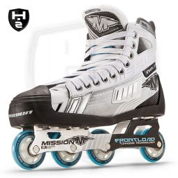 Mission Inhaler FL1 Goalie Inlineskates