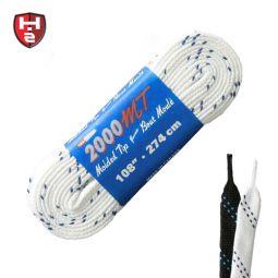 Hockeyzeug Schnürsenkel - ungewachst
